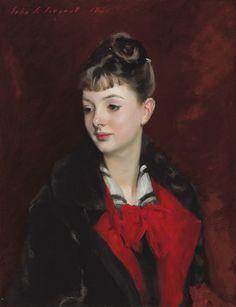 John_Singer_Sargent_-_Mademoiselle_Suzanne_Poirson_(1884).jpg (1997×2599)