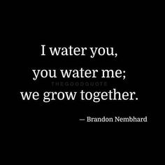 I'm tired of being the only one doing the watering. I'm Tired, Grow Together, Karma, Cards Against Humanity, Quotes, Inspiration, Instagram, Quotations, Biblical Inspiration