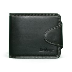 Amazingly designed, this Matera black coloured wallet from Wallsters will surely impress urban men. A must-have in your accessory collection, this wallet can easily accommodate all your important c… Black Wallet, Must Haves, Wallets, Urban, Cards, Leather, Men, Color, Accessories