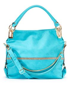 5bd9ca76191f Turquoise Twister Tote by MKF Collection  zulily  zulilyfinds Shades Of  Turquoise