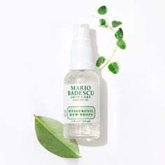 ...our hydrating gel-serum that gives skin a glass-like glow. It's made with two molecular weights of moisture-loving Sodium Hyaluronate, balancing Niacinamide, clarifying Thyme, and resurfacing Lactic Acid to help you achieve luminous, dewy skin. A water-light formula sinks in seamlessly for a weightless finish—making it easy to use and layer-able with any moisturizer you choose. Homemade Facials, Homemade Skin Care, Massage Facial, Skin Care Routine 30s, Black Skin Care, Dewy Skin, Oily Skin Care, Dew Drops, Aloe Vera Gel