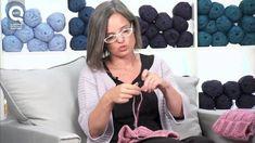 Realizzare un collo a rettangoli a maglia/3 Presenta Emma Fassio