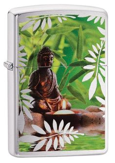 Zippo Buddha Lighter -- Click image for more details.
