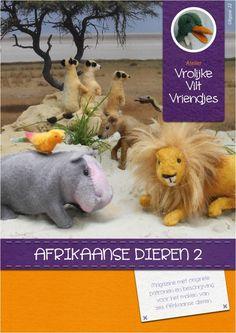 Magazine 22: Afrikaanse dieren