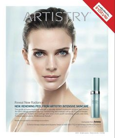 Artistry- renewing peel! http://www.amway.com/Shop/Product/Product.aspx/ARTISTRY-intensive-skincare-renewing-peel?itemno=107998&pwsID=PMAssociates