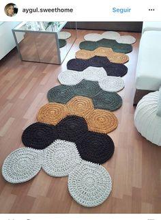 crochet motif for rug
