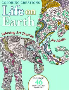 Coloring Creations Life On Earth