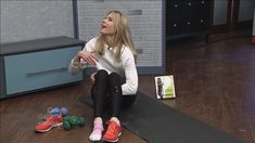 """Love my Rogers Tv segments! This one is especially memorable -it will go down in history as the one with the """"look"""", Curious? Watch! Oh and the topic is """"matching your workout to your job""""!"""