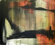 Franco Kappl - Sacramento 2006, 140 x 170 cm Acryl/Öl auf Leinwand