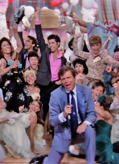 """""""Born To Hand Jive"""" dance scene from Grease — with John Travolta, Ed Byrnes and Eve Arden. My Fair Lady, Great Films, Good Movies, Grease Party, Grease Theme, Grease Lightening, Grease Is The Word, Grease Live, Grease Costumes"""