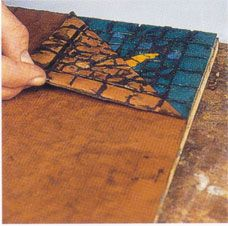 Mandala Art: /D.I.Y Projects /DIY Mosaic - Preparations, Surfaces & Methods
