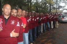 22 out of 31 of the BX Jalia line Spr. 88 celebrating 25 years in the Bond at 2013 Hampton University Homecoming.
