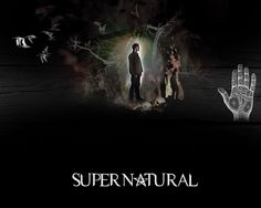 Supernatural - like the use of the font...