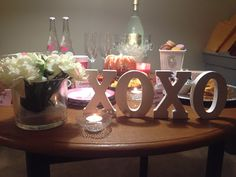 Gossip Girl themed party