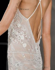 Placement #arm #back #tattoo- actually, I more like the dress...