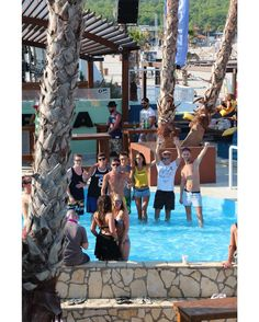 The last week of Zrce 2016. Will you be back for Zrce 2017?  #zrce #novalja #otokpag #inselpag #partybeach #summer #festival #zrcebeach #croatia #kroatien #hrvatska #beach #partyurlaub #zrce2017