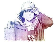 Anime sketch, manga studio debut 4.0