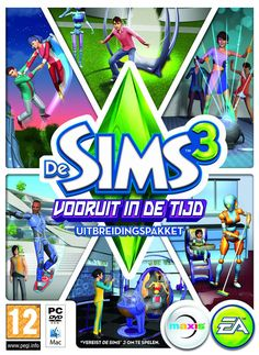 De Sims 3 Vooruit in de Tijd (Add-on) (PC Gaming) kopen - Nedgame