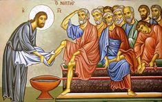 Η Μεγάλη Εβδομάδα – Χείλων Holy Thursday, Maundy Thursday, Last Supper Art, See The Sun, Mary Magdalene, Before Sunrise, Eucharist, First Communion