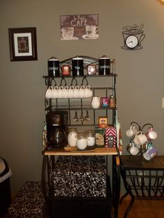 My Coffee Bar...:)