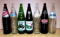 garrafas de refrigerante