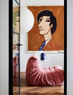 Togo Sofa by Michel Ducaroy for Ligne Roset France The Design Files, Design Blog, Design Design, Design Ideas, Interior Bohemio, Sunshine Homes, Unique Sofas, Deco Retro, Style Deco