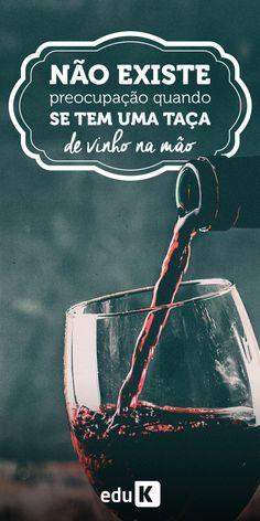 O vinho é uma bebida muito consumida e adorada pelo mundo inteiro. Na eduK você pode aprender a harmonizar vinhos e comidas. Vem assistir <3