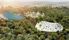 sou fujimoto plans house of hungarian music for budapest museum complex