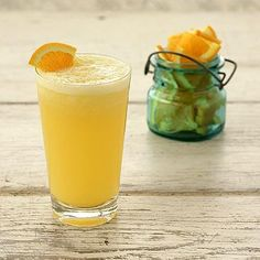 Slushy Whiskey Sour~Southern Living.com~Ingredients~1 (6-ounce) can frozen orange juice concentrate, thawed~ 1 (6-ounce) can frozen limeade concentrate, thawed   1 (6-ounce) can frozen lemonade concentrate, thawed~ 4 1/3 cups water ~2 cups bourbon ~1 (33.8-ounce) bottle club soda, chilled   Preparation~Stir together first 5 ingredients. Pour into a large zip-top freezer bag; seal. Freeze 2 hours. Spoon into a pitcher. Stir in club soda, and serve immediately.