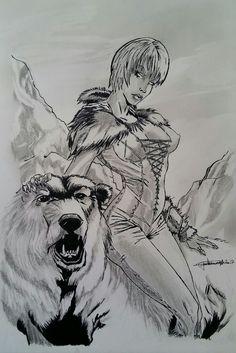 La Reine des neiges - Grimm's fairy tales