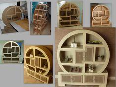 Les meubles chinois de Véro