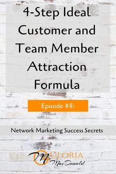 """Do you know who your ✨ideal Avatar✨ is❓  On this podcast, I'll be showing you...  Exactly how to identify your ideal customer/team member.  And how to have these great prospects 🤚raising their hands saying """"YES! I'm interested in what you have to offer.""""  You'll learn... ✅ My 4-Step Ideal Customer and Team Member Attraction Formula ✅ The Eye-Popping, Attention-Grabbing Blueprint ✅ AND...Much MORE!   🛑WARNING: This is highly controversial!🛑"""