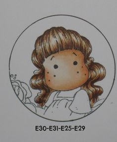 Copic Marker Europe: Hair colouring tutorial