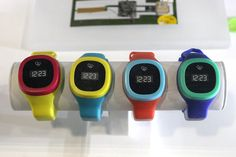 These watches sure are cute. But they also serve as a GPS tracker for kids ages 3 and up. Called HereO, the gadget syncs with a location app that the whole family can use to share whereabouts. It also comes with other security-focused features, like a panic mode that immediately sends an alert to parents. Preorder it now for $179 and it will ship in April.
