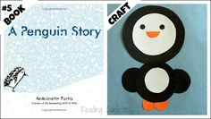 25 winter books and crafts for preschoolers and beginning readers