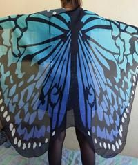 Are you ready to become a beautiful butterfly? Set your inner butterfly free when you wear a women's beautiful butterfly wing cape or shawl wrap. Use these amazing and brilliant shawls for any occasion. Only 50 are on sale for this amazing low price and then the price goes back up. Get yours before they run out and the sale ends! Shipping time is 2 to 4 weeks. International orders please expect 4 to 8 weeks for delivery.   Free Shipping:Anywhere Asdabbi can ship   Brilliant Colors:Thes...