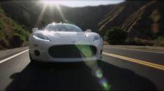 Spyker Car (Spec Commercial)