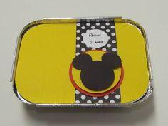 Marmitinha do Mickey Pode ser feito em outros temas. Tenho também outras medidas, consulte medidas e valores.