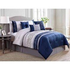 Morocco 7-Piece Comforter Set