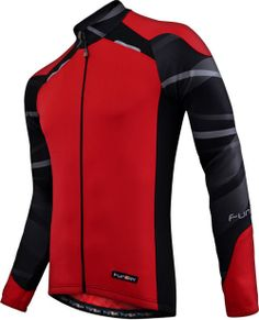 7d7d6a4f3 Stylish and great value - Funkier s Winter Jersey. Everest Sports · Funkier  Cycle Clothing