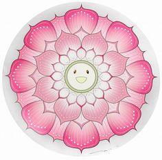 Takashi Murakami, 'Lotus Flower (pink)' 2008.