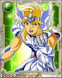 Hyoga galaxy card