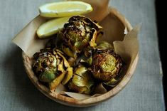 Baby Purple Artichokes Fried in Olive Oil Recipe on Food52 recipe on Food52