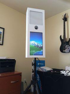Ultra Portable Photo Booth | eBay