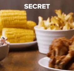 Secret KFC Recipe