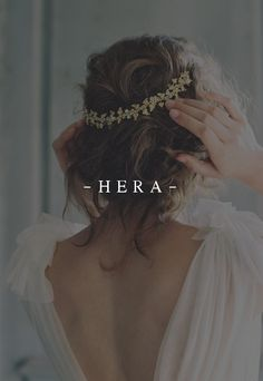 Hera {Queen of Gods and Goddesses played by me}