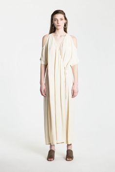 Shaina Mote SALE 20% OFF- Ecru Nido Kimono Dress   BONA DRAG