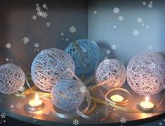 20Incredible Ideas for Christmas Decorations