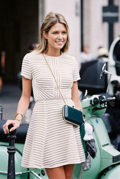 Image Via: Crush Cul de Sac Fashion Moda, Fashion Week, Womens Fashion, Fashion Blogs, Style Couture, Couture Fashion, Dress Fashion, Fashion Clothes, Looks Style