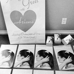 @ArianaGrande: Been signing things all day for the meet & greet tomorrow. I'm so excited to meet u guys! Oct12